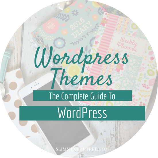 The Complete Guide To WordPress // Themes