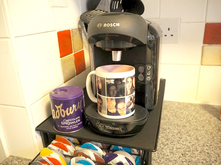 tassimo coffee machine