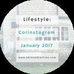 Corinstagram January 2017
