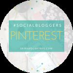 #socialbloggers 137 // Pinterest