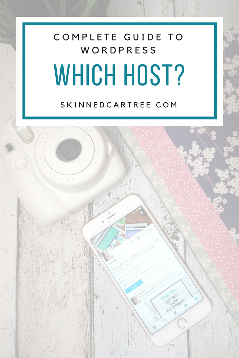 which host wordpress