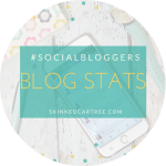 #socialbloggers 142 // Stats and numbers