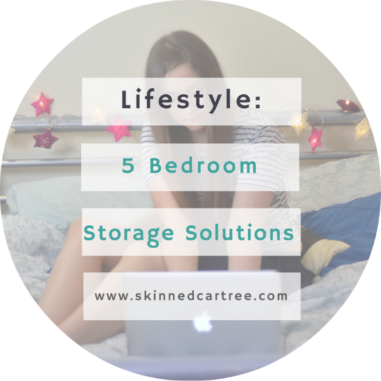 5 smart bedroom storage solutions