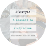 5 Reasons Why You Should Consider an Online Degree