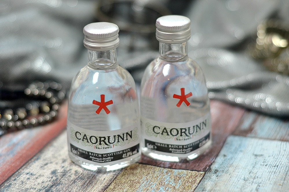 Caorunn Gin // Bite from the apple.