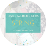 #socialbloggers 143 // Spring is here!