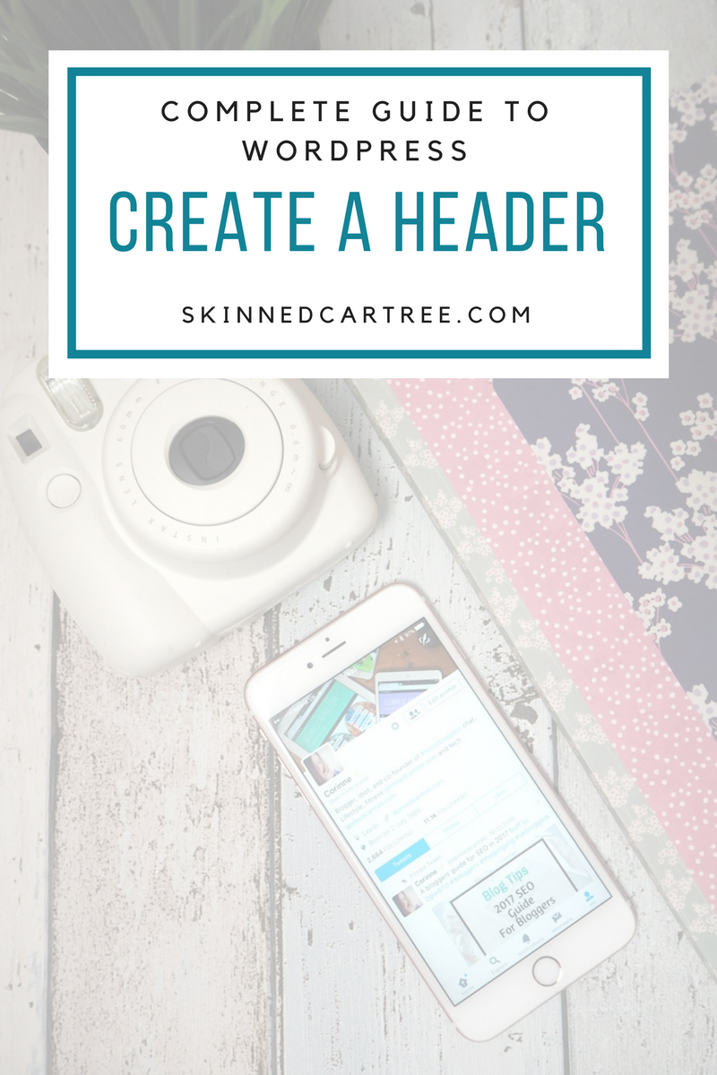 Create a header for free