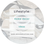 Cheap and cheerful decor pieces