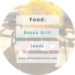 All you can eat meat at Bossa Grill Leeds