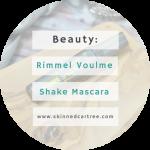 Rimmel Volume Shake Masacra