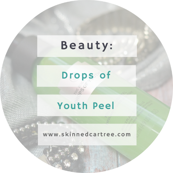 The Body Shop Drops of Youth Youth Liquid Peel e