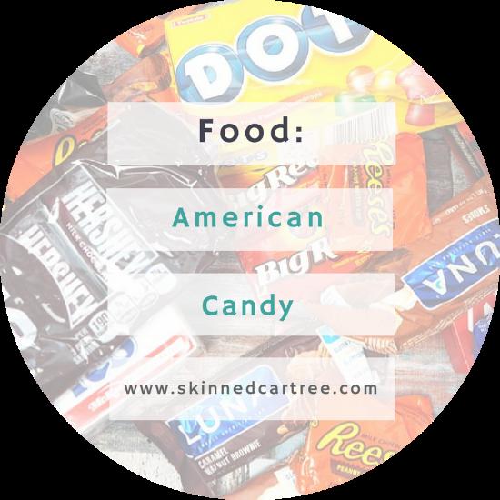 American Candy Haul