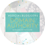 #socialbloggers 145 // Domain Authority