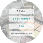 Bags under £50