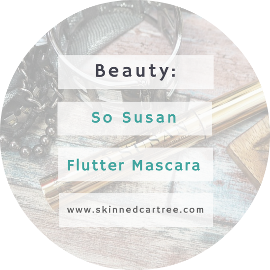 so susan flutter mascara