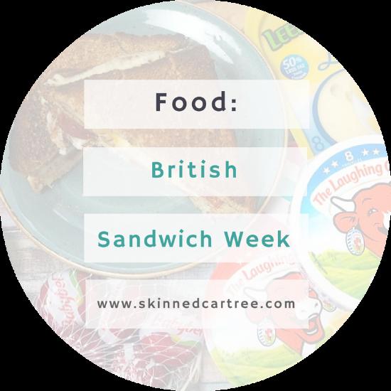 cheesy chorizo sandwich // british sandwich week