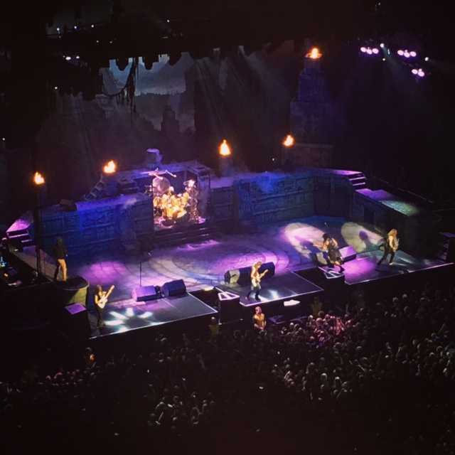 Iron Maiden Live at Leeds