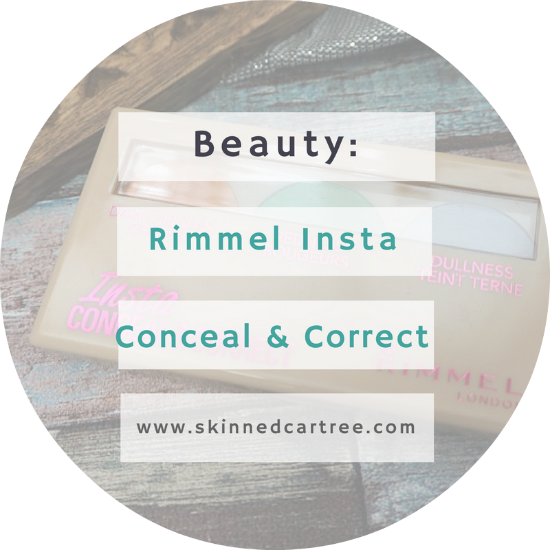Rimmel Insta Conceal & Correct