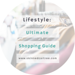My ultimate shopping guide