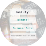 Get that Rimmel Summer Glow