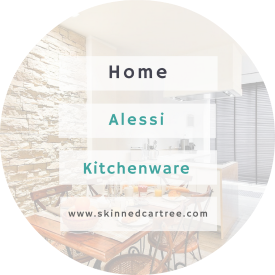 Funk up your kitchen with Alessi