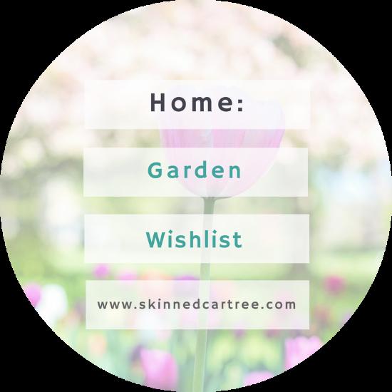 Garden Wishlist of Woo