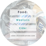 Westons Cider // Damson and Rhubarb