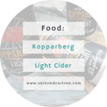 New In // Kopparberg Raspberry Light Cider