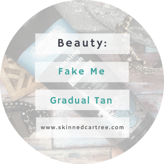 Fake Me Gradual Tan Lotion