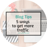 5 ways to get more traffic