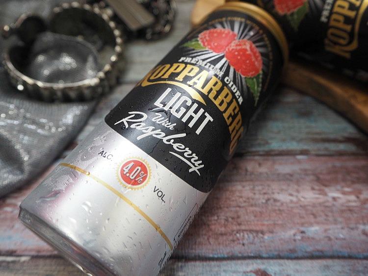 Kopparberg Raspberry Light Cider