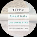 Rimmel Insta Duo Contour Stick