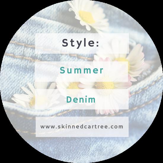 Summer denim must-haves