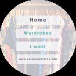 Wardrobes I want