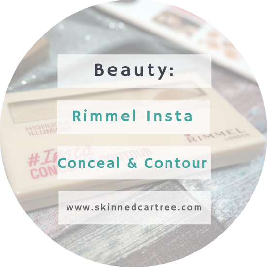 Rimmel Conceal and Contour