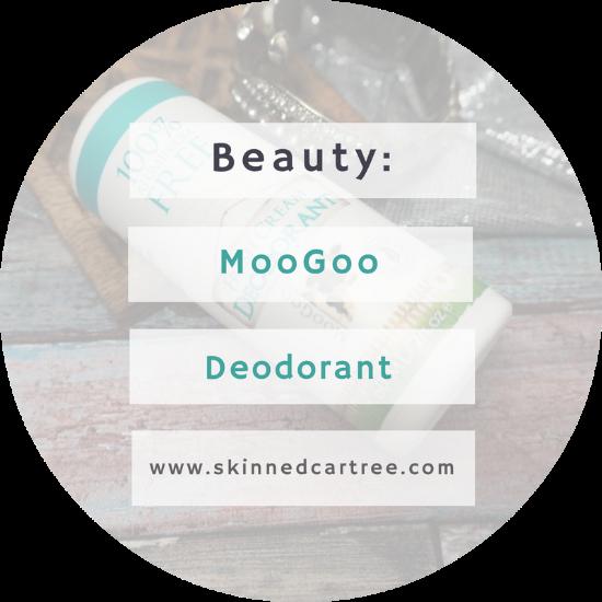 MooGoo Deodorant