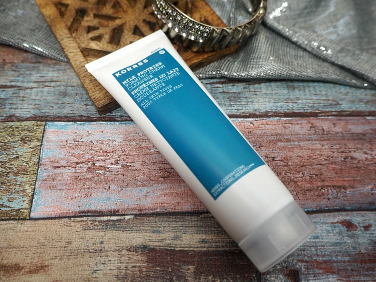Korres Milk Proteins Foaming Cream Cleanser