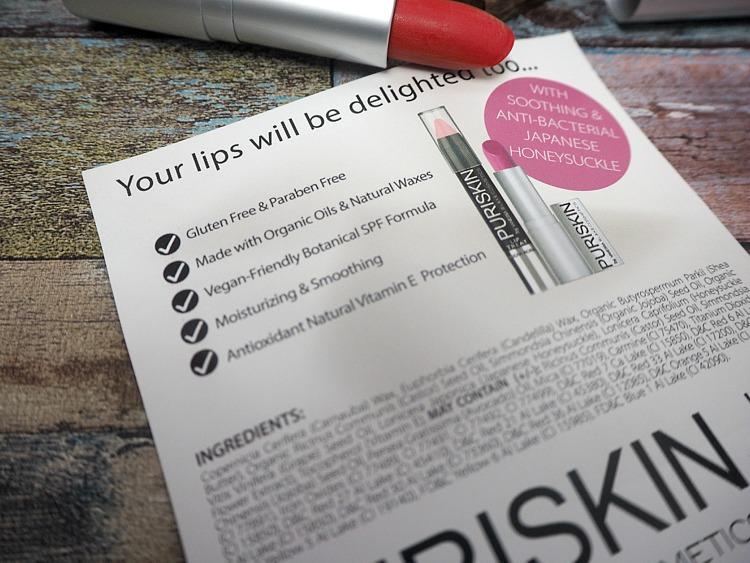 Puriskin™ Lip Treat