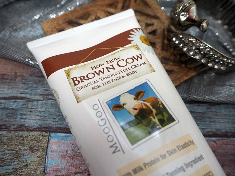 MooGoo Brown Cow