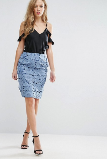 How to wear a pencil skirt and kill it