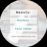 Naobay Face Toner