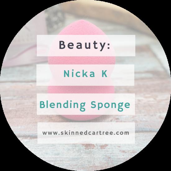 Nicka K airbrush fx blending sponge
