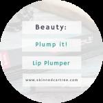 Plump It Volumising Lip Plumper