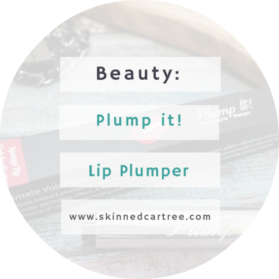 Plump It Volumising Lip Plumper