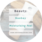 Naobay Moisturising Peeling Face Scrub