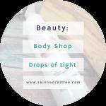 Body Shop Drops of Light Pure Resurfacing Liquid Peel