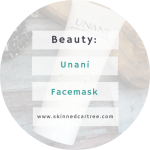 Unani Dermo Defense Facemask