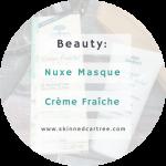 Nuxe Masque Crème Fraîche