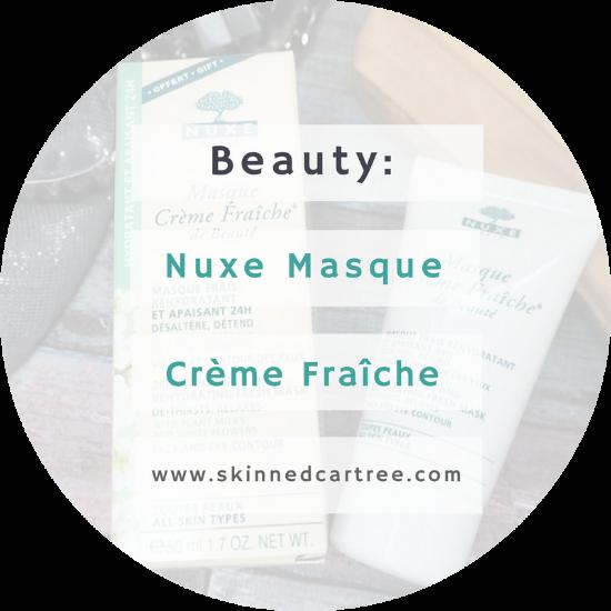 Masque Crème Fraîche