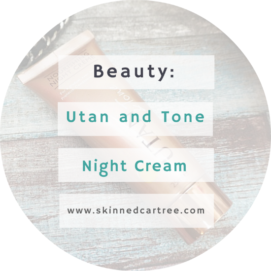 Utan and Tone Night Cream